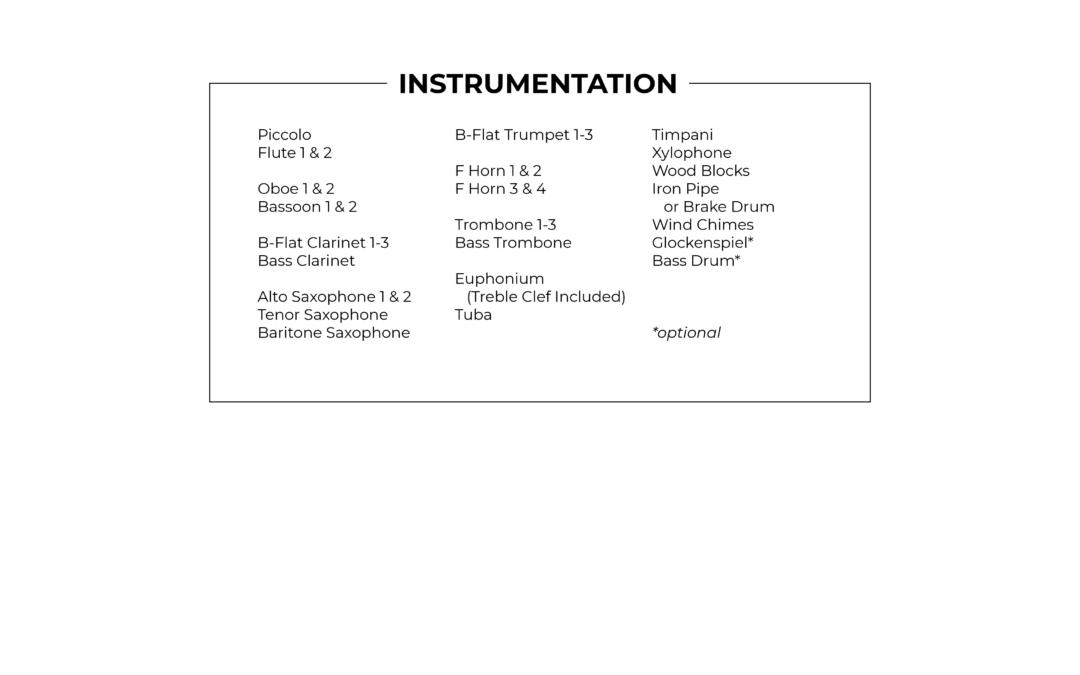 March of the Robots – Concert Band Arrangement