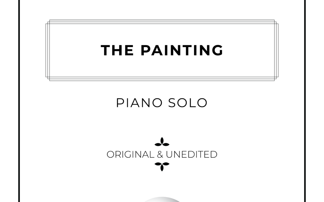 The Painting - Piano Solo Sheet Music - Arthur Breur