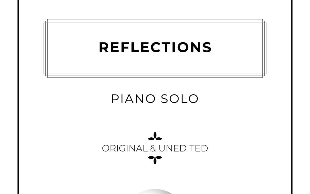 Reflections - Piano Solo Sheet Music - Arthur Breur