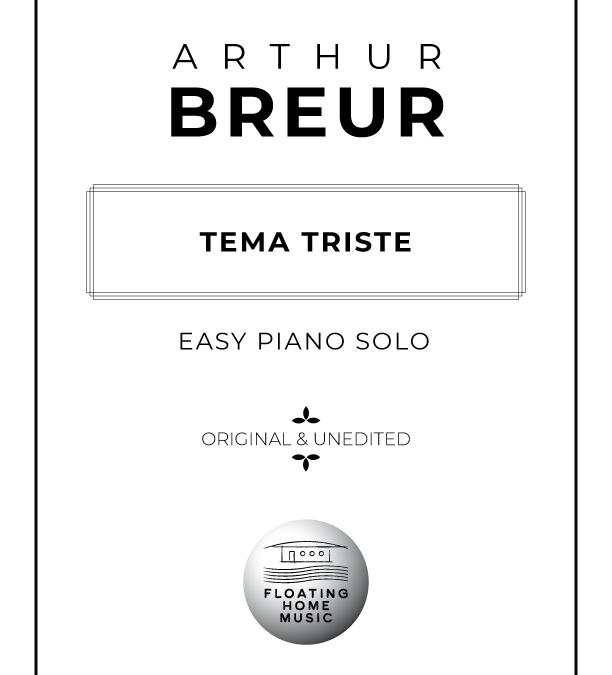 Tema Triste – Easy Piano Solo